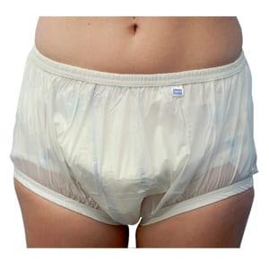 Comfort Style Milky White Regular Height Waist