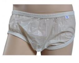 Comfort Style Bikini - Pant - Milky White Colour