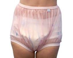Gary Manufacturing Pink High Waist Pants