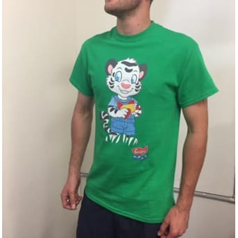 Crinklz T shirt