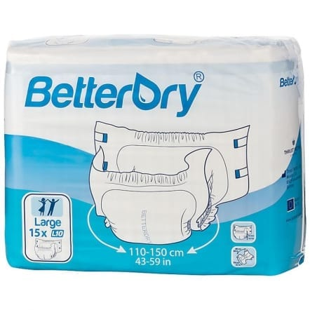 BetterDry single pack