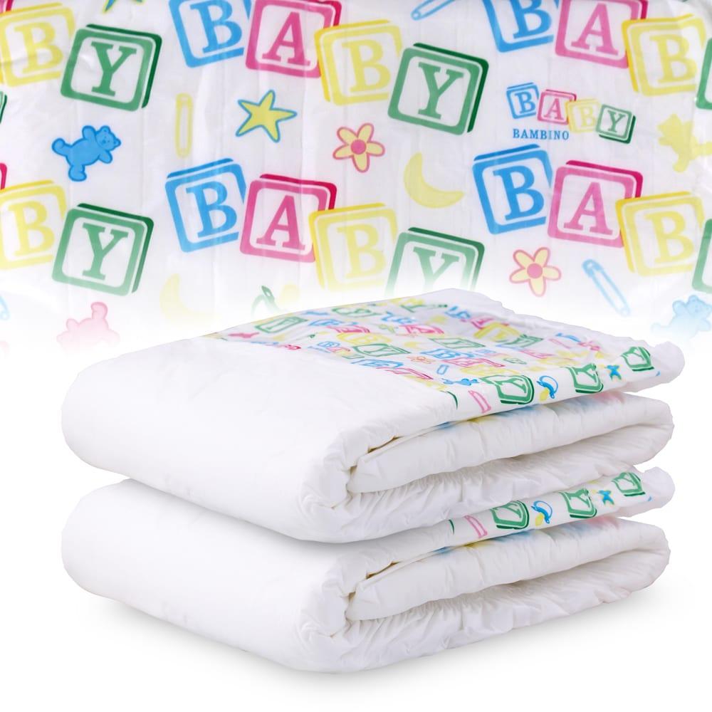 Bambino Classico Adult Printed Diaper