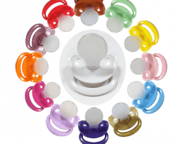 Pacifer colours- size 6