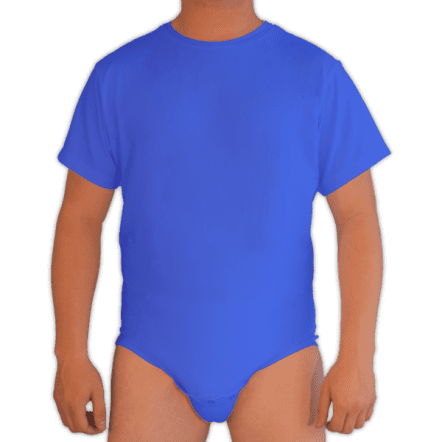 Tykable Blue Snappie T Shirt