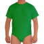 Tykable Green Snappie T Shirt