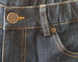 Tykables Blue Denim Stretchy Jeans