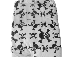 Rearz Rebel skull & Crossbones nappy