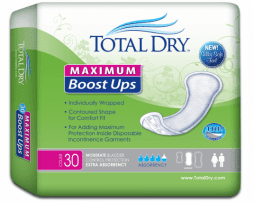 Totaldry Max booster Pads