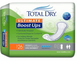 Totaldry Ultimate booster pads
