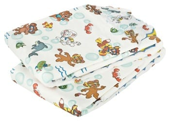 Crinklz Aquanaut Adult Nappy - 2 Nappies