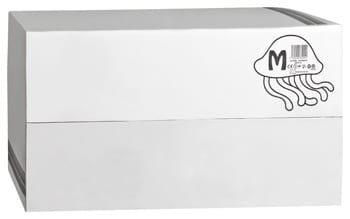 Crinklz Aquanaut Carton Medium