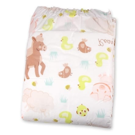 Rearz Barnyard Adult nappy - Diaper single