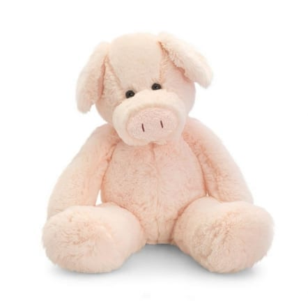 Pig Plushie