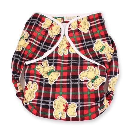 Omutsu Bulky Nighttime Cloth Diaper