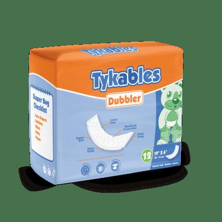 Tykables Dubblers Pack