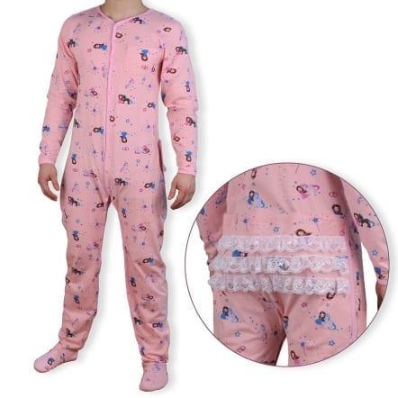 Rearz pink_princess_body_suit drop seat_