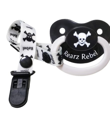 Safari Rebel Adult Pacifier