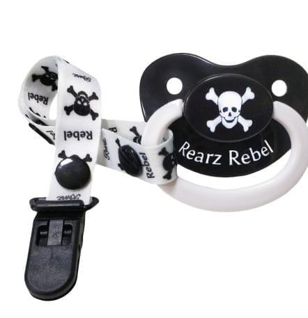 Safari Rebel Adult Pacifier