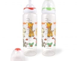 Rearz Safari Glass Adult Baby Bottle
