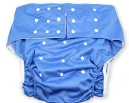Rearz blue Pocket Diaper