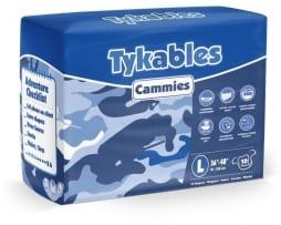 Tykables Cammies Pack