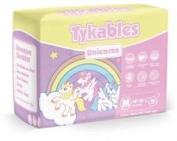 Tykables Unicorns-Diapers-Medium-Bag