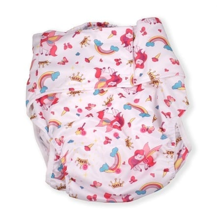 Rearz pocket Diaper_ Lil Bella