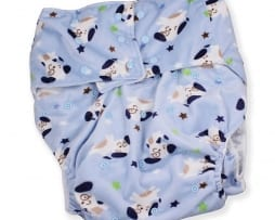 PUPPIES POCKET DIAPER