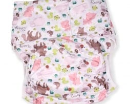 Luxury Bamboo - Adult Pocket Diaper