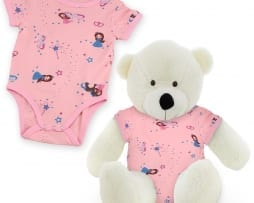 Teddy Bear Onesies Princess