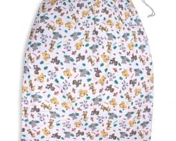 Safari Waterproof Laundry Bag / Pail Liner