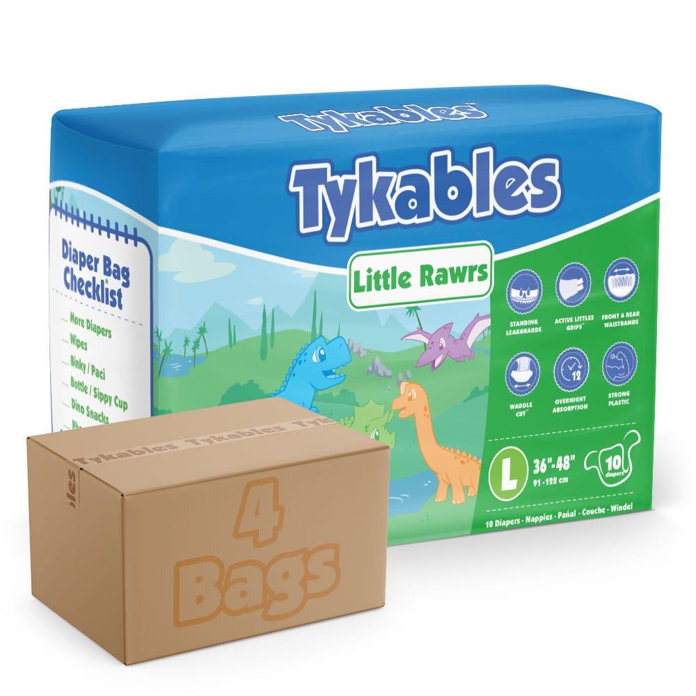Tykables Little Rawrs Large Case