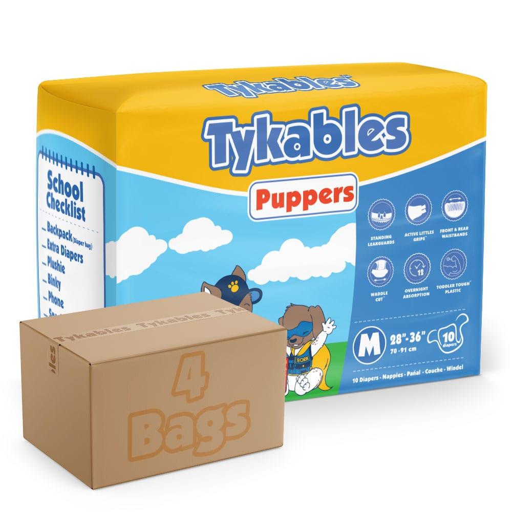 Tykables Puppers Medium Bag