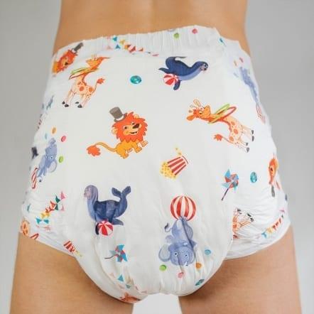 Bambino Karnevalee Adult nappy rear