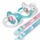 Rearz Alpaca Pacifier 2 pack with Clips